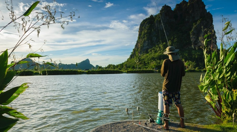 What are Coarse fishing techniques in Vietnam