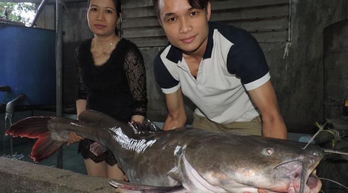 Catfish Fishing Trip